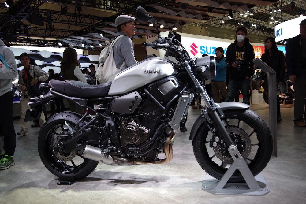 XSR700 ABS