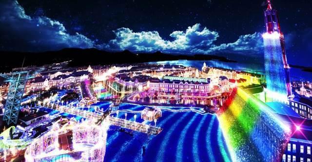 ハウステンボス 光の王国