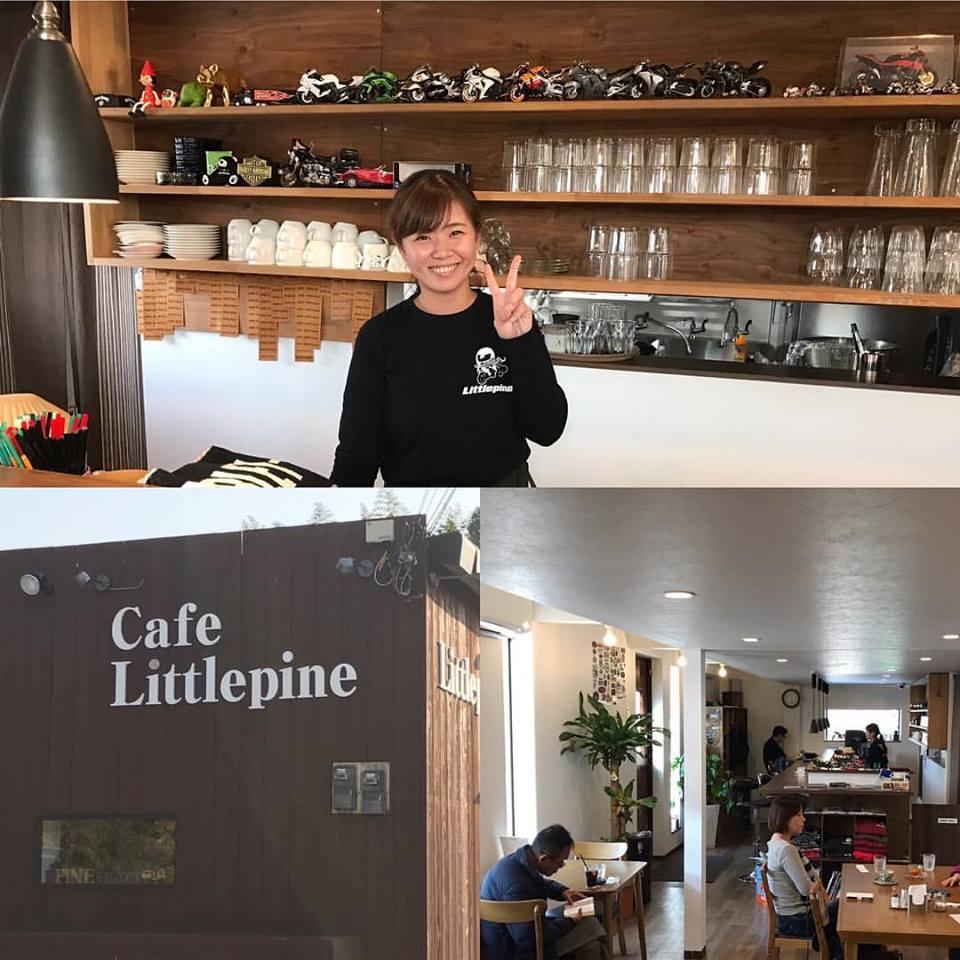TANAX &CAFE LITTLEPINE モトフィズバッグフィッティングイベント
