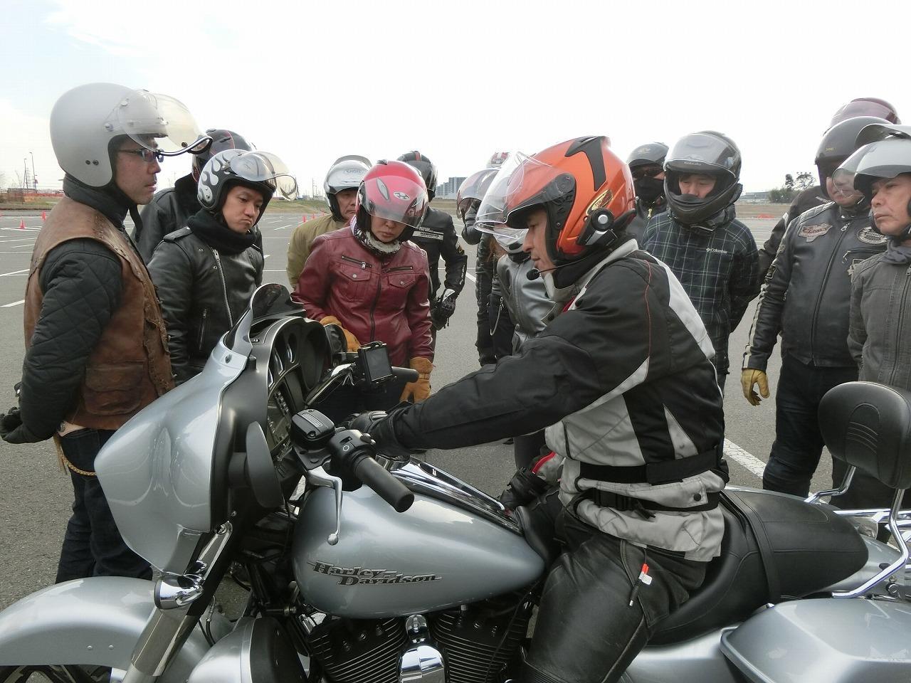 全米No1ハーレー・ライディングレッスン会『ライド・ライク・ア・プロ』