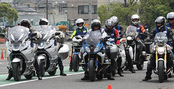 BMCJ Rider Training in 兵庫 : 国営明石海峡公園