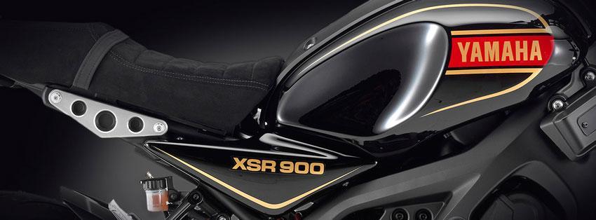 全世界注目!?YAMAHA 『XSR900 ヘリテージ外装セット RZ ブラック』が期間限定で発売するぞ!!