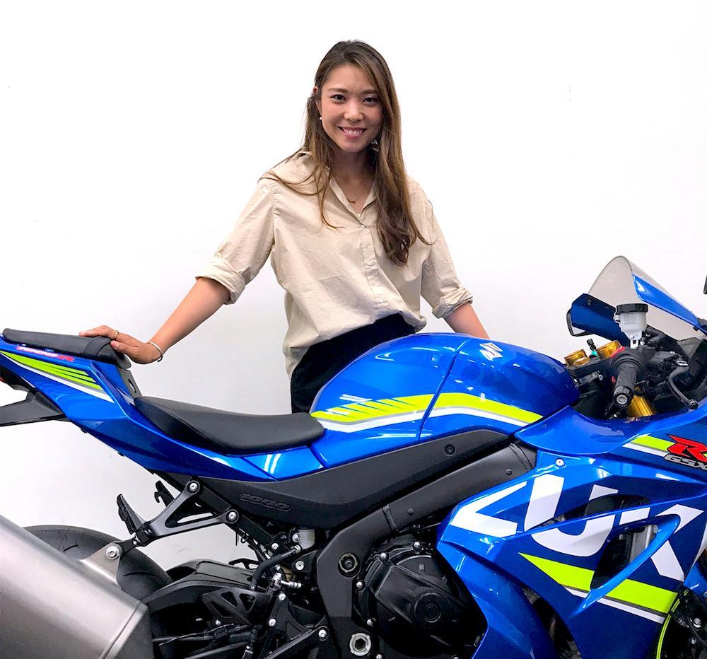 GSX-R1000R 国内発売ケテーイ 利紗のドキドキ発表会レポート