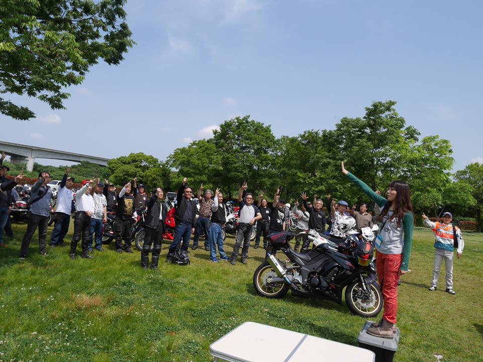 第11回バイクるオアシスパークサンデー