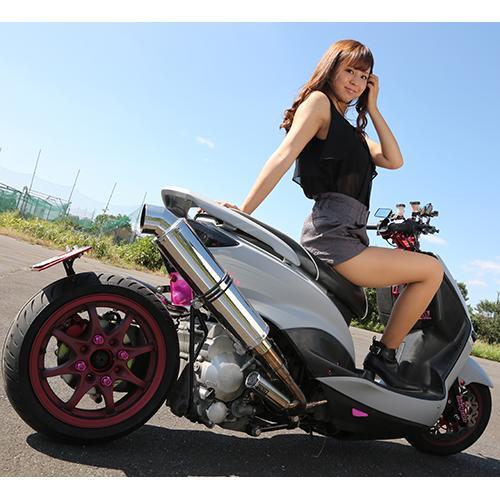 1年に1度のスクーターだけのBIGイベント!スクーターミーティング