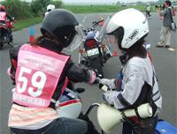 チームマリ モーターサイクル・レッスン:鈴鹿2days