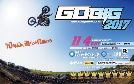 全日本フリースタイルモトクロス選手権 GO BIG2017