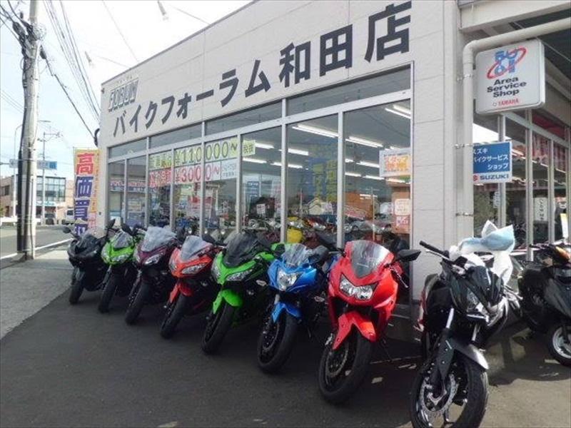 バイクフォーラム『Ninja&Z限定ツーリング』