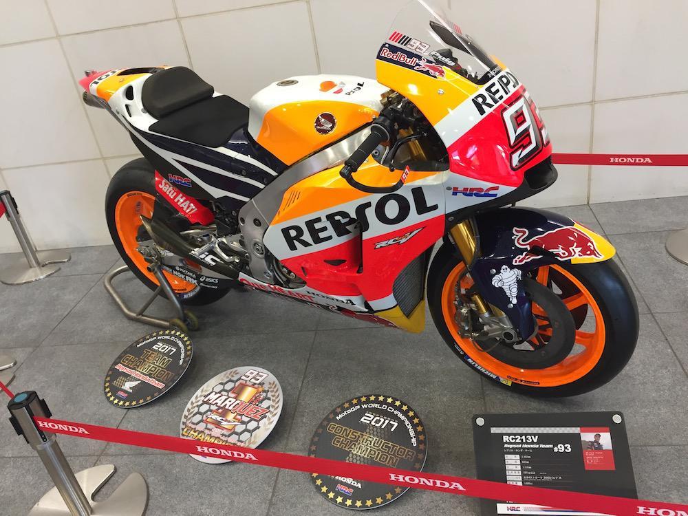 MotoGP ホンダのマルケスが2連覇達成!888888♪