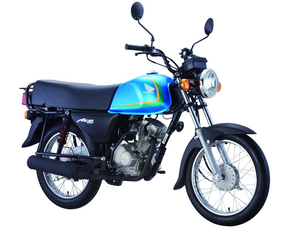 ホンダがナイジェリアで新型バイク発表!その名も「Ace110」