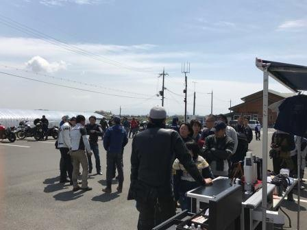 2018 クシタニCBM湖北水鳥ステーション