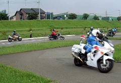初級オートバイ教室