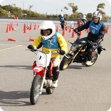 親子でバイクを楽しむ会 2nd エンジョイコース