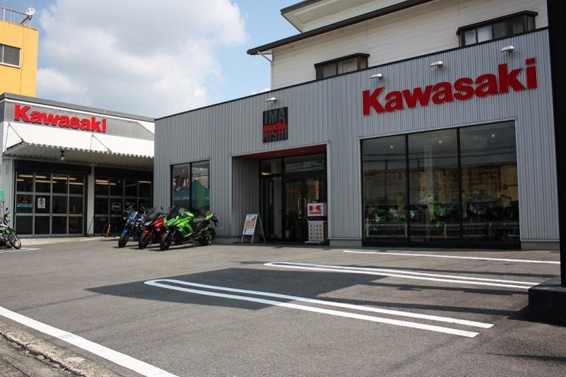 『今西マシーンテクノ店頭商談試乗会』