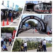 春のバイク祭り:ハーレーダビッドソン横浜戸塚