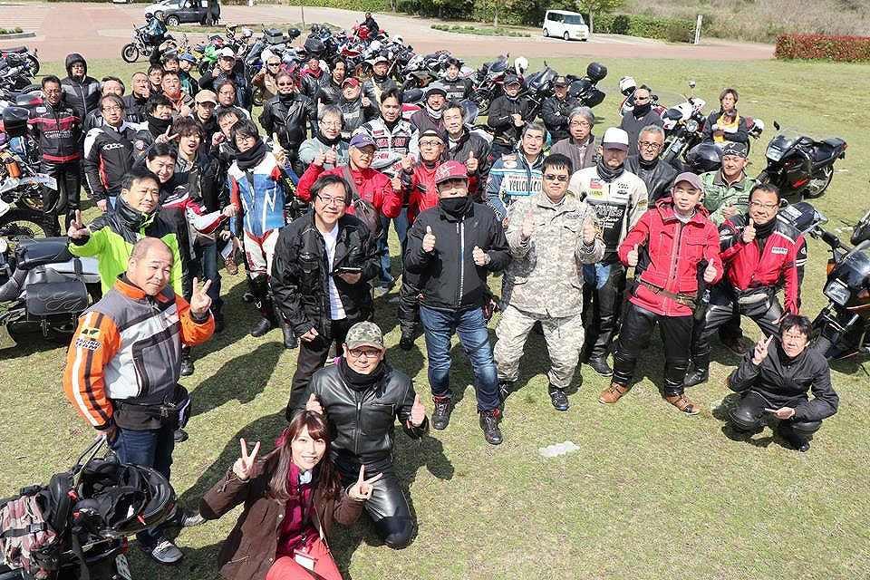 第14回バイクるオアシスパークサンデー
