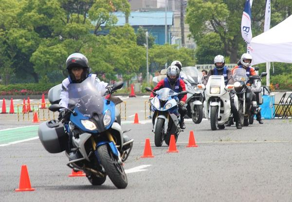 BMCJライダートレーニング in 南淡路