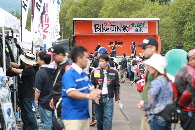 2016 BikeJIN祭り@北海道 白老