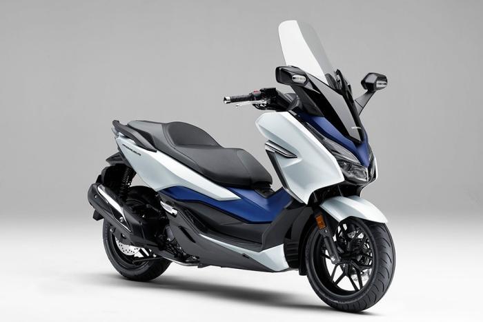 軽二輪スクーター「フォルツァ」をフルモデルチェンジし発売