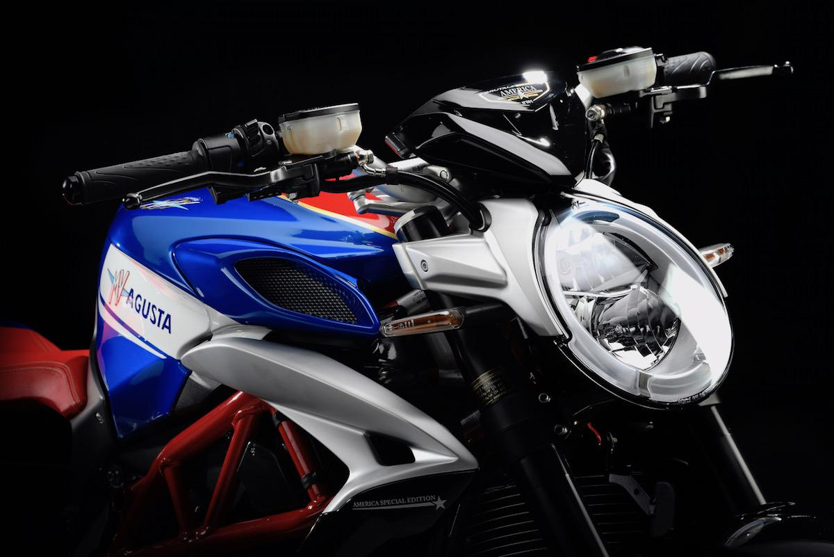 MVアグスタのブルターレ800RR アメリカ発売!