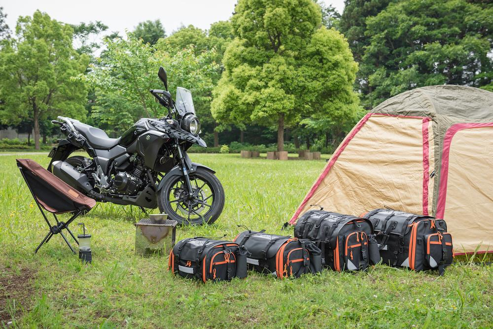 タナックスからキャンプ系バッグのニューカラーを発売(^_−)−☆