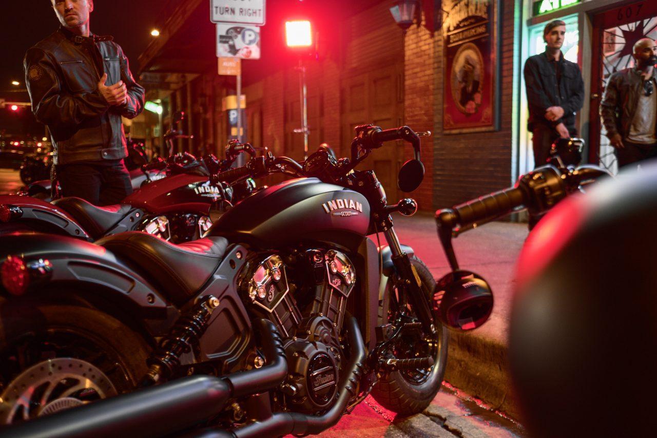 「2018 サマーバイクフェアinつどーむ」にインディアンも参加!