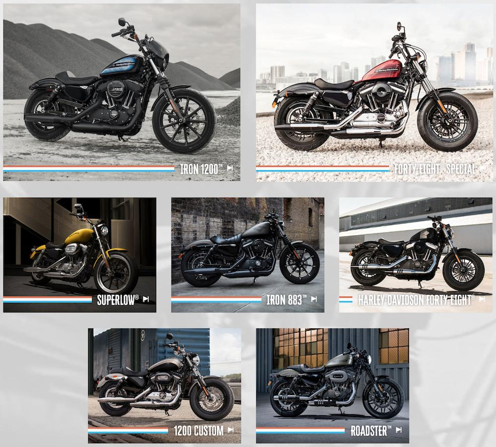 SPORTSTER FULL-LINEUP FAIR(*^▽^*)♪