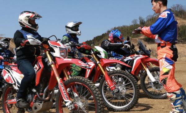 Honda オフロードミーティング いなべモータースポーツランド