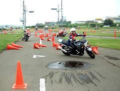 一般オートバイ教室