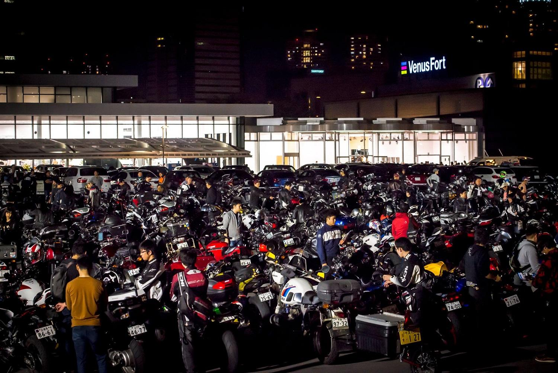 4th Night Rider Meeting
