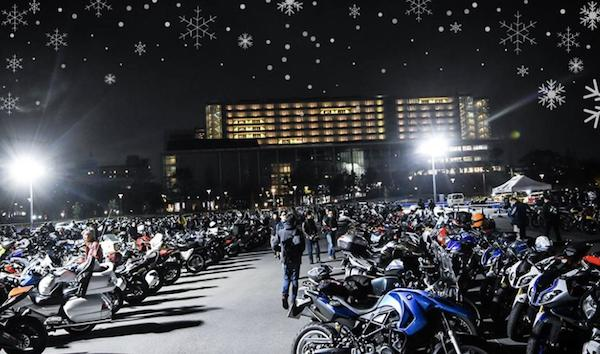 Christmas Night Rider Meetingが開催決定☆☆