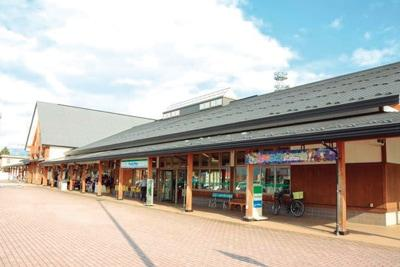 Honda Dream Cafe   道の駅「十文字」