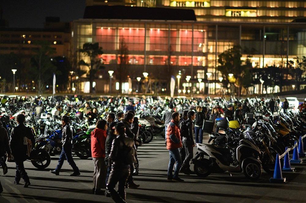 7th Night Rider Meeting