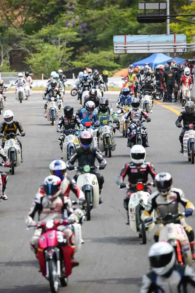全日本カブ耐久2021GW大会
