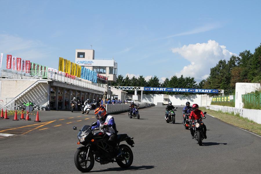 那須モータースポーツランドでステップアップ試乗会を開催します。