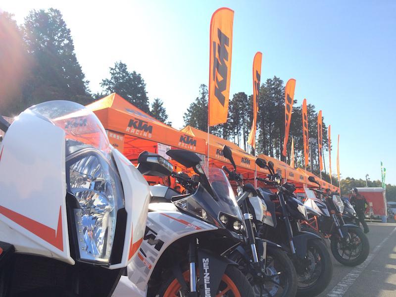 ファントラックディ 岡山国際 with KTM